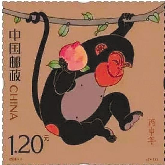 首轮12生肖邮票_黄永玉猴票2016年价格