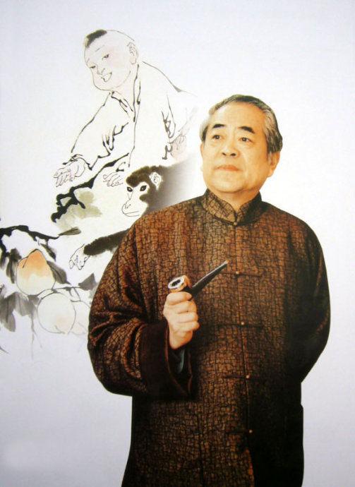 书画巨匠 范曾