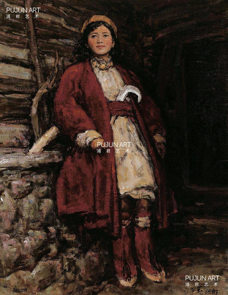 潘世勋油画2