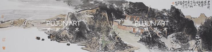 曹新刚山水画8