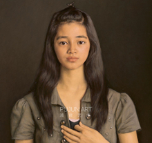 杨飞云《四川女孩》