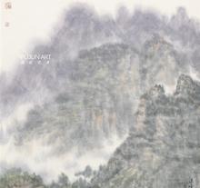 李翔作品癸巳(2013年)作 白云无心