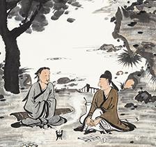画家吴宇华2015年作品 清谈