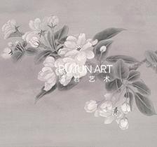 画家李夏夏2016年作《悠悠》