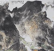 曹新刚山水画2