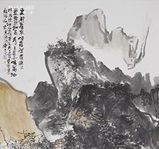 曹新刚山水画6
