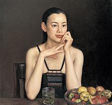 杨飞云2005年作 果实