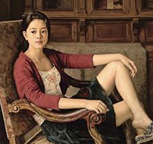 杨飞云2011年作 十七岁