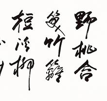 欧阳中石书法欣赏