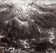 李宝林山水画