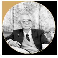 中国书法家协会名誉主席沈鹏先生