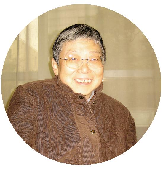 曾任中国书法家协会副主席周慧珺先生