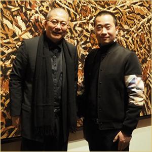 中国美术学院院长许江先生